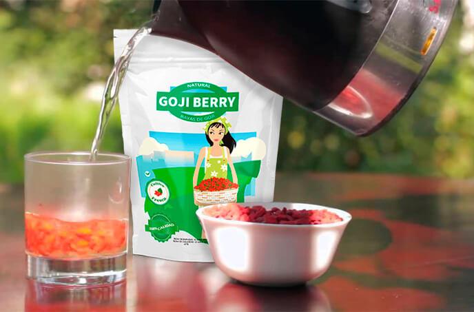 precio de las bayas de goji berry
