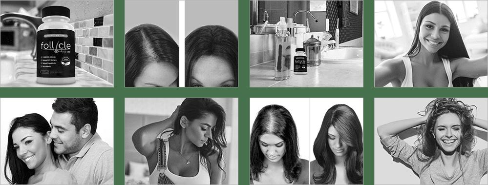 FolliclePlus360 para el cabello