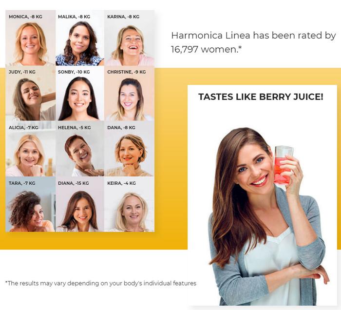 Harmonica Linea UK price, comments, ingredients, buy..