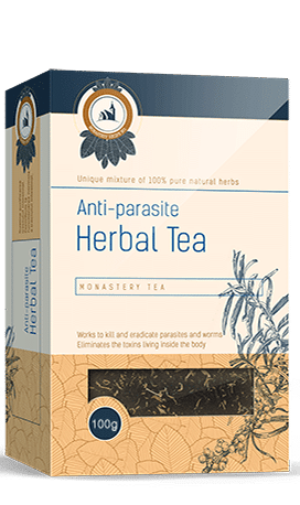 Herbal Tea din paraziți