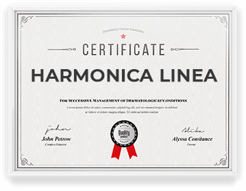 wie funktioniert Harmonica Linea