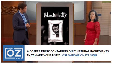black latte original