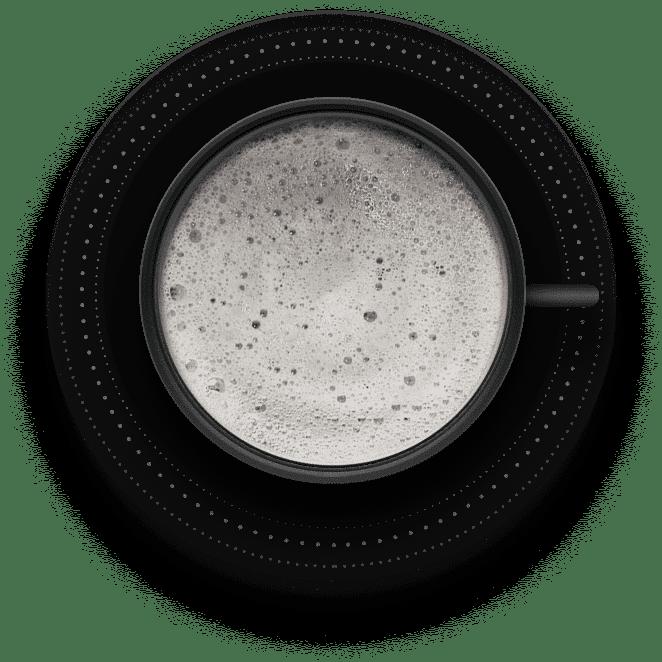 Black Latte dosierung