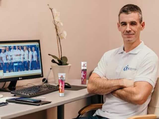 Flekosteel de traitement contre l'ostéochondrose