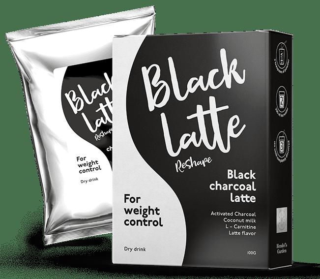 Black Latte café adelgazante