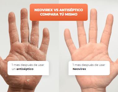 Neovirex instrucciones de uso