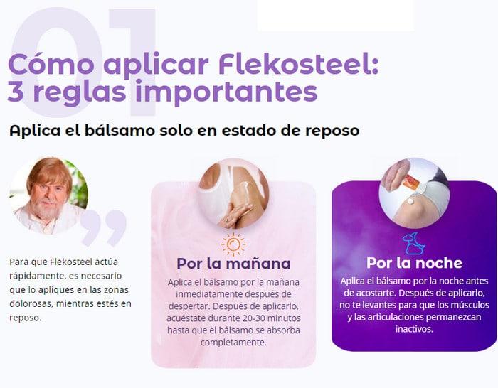 Flekosteel Peru precio, componentes, opiniones - remedio..