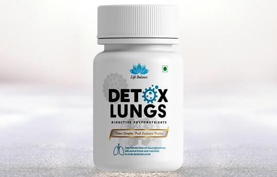 Detox Lungs कीमत