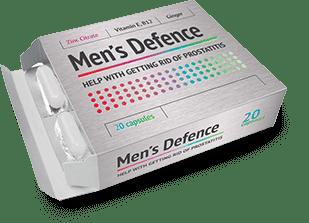 precio de Men's Defence