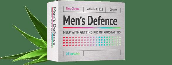 Men's Defence precio
