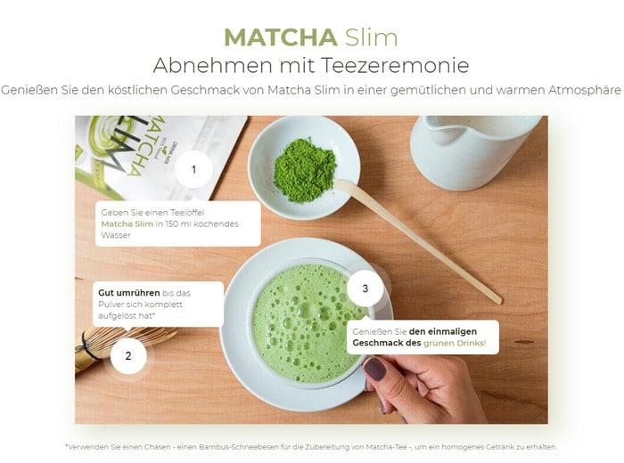 Matcha Nebenwirkungen