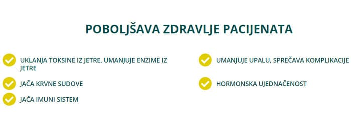 Diatea Srbija, cena, kako koristiti, recenzije - možete..