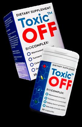 Toxic Off price